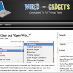 Wired For Gadgets